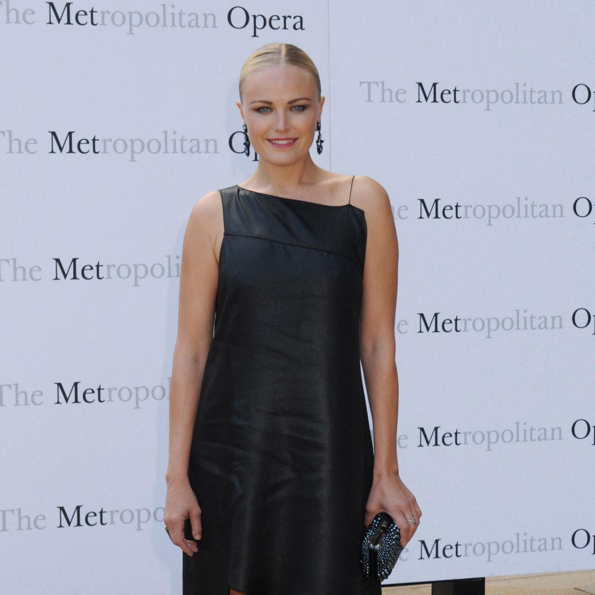 MALIN AKERMAN at Metropolitan Opera 2016-17 Opening Night at Lincoln Center in New York 09/26/2016