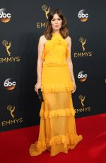 MANDY MOORE at 68th Annual Primetime Emmy Awards in Los Angeles 09/18/2016