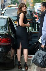 MANDY MORE Out and About in New York 09/09/2016