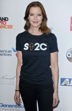 MARCIA CROSS at 5th Biennial Stand Up To Cancer in Los Angeles 09/09/2016