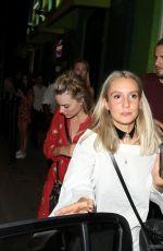 MARGOT ROBBIE Leaves Embargo Nightclub in London 09/25/2016