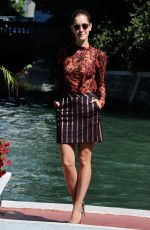 MARIA CLARA ALONSON at Excelsior Hotel in Venice 09/06/2016