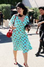 MARIA CONCHITA ALONSO Leaves a Salon in Los Angeles 09/24/2016