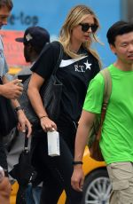 MARIA SHARAPOVA Out and About in New York 09/06/2016