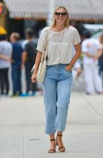 MARIA SHARAPOVA Out and About in New York 09/09/2016