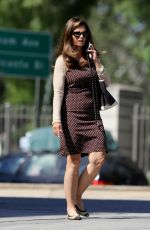 MARIA SHRIVER Out and About in Brentwood 09/06/016