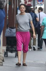 MARION COTILLARD Out and About in Paris 09/13/2016