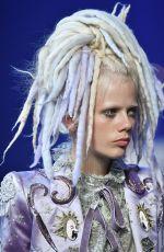 MARJAN JONKMAN at Marc Jacobs Runway Show at New York Fashion Week 09/15/2016