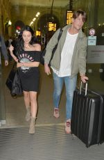 MARNIE SIMPSON Arrives in Newcastle 09/06/2016