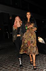 MARY CHARTERIS at Chiltern Firehouse in London 09/07/2016