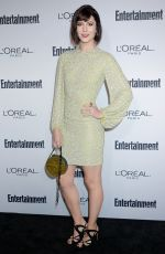 MARY ELIZABETH WINSTEAD at Entertainment Weekly 2016 Pre-emmy Party in Los Angeles 09/16/2016