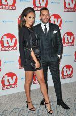 MEGAN MCKENNA at TV Choice Awards in London 09/05/2016