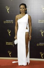 MELANIE BROWN at Creative Arts Emmy Awards in Los Angeles 09/10/2016