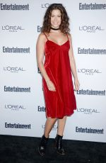 MERCEDES MASOHN at Entertainment Weekly 2016 Pre-emmy Party in Los Angeles 09/16/2016