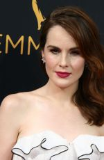 MICHELLE DOCKERY at 68th Annual Primetime Emmy Awards in Los Angeles 09/18/2016