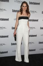MICHELLE DOCKERY at Entertainment Weekly 2016 Pre-emmy Party in Los Angeles 09/16/2016