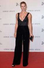 MICHELLE HUNZIKER at Novak Djokovic Foundation Gala Dinner in Milan 09/20/2016