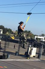 MICHELLE RODRIGUEZ at COD XP 2016 in Inglewood 09/01/2016