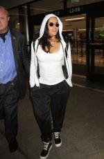 MICHELLE RODRIGUEZ at LAX Airport in Los Angeles 09/16/2016