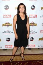 MING-NA WEN at 'Agents of S.H.I.E.L.D.' Season 4 Premiere in Los Angeles 09/19/2016