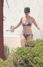 MINKA KELLY in Bikini in Cabo San Lucas 09/02/2016