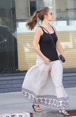 MINKA KELLY Out and About in Beverly Hills 09/26/2016