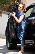 MINKA KELLY Out and About in Hollywood 09/22/2016
