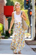MINKA KELLY Out and About in Los Angeles 09/06/2016
