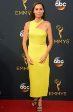 MINNIE DRIVER at 68th Annual Primetime Emmy Awards in Los Angeles 09/18/2016