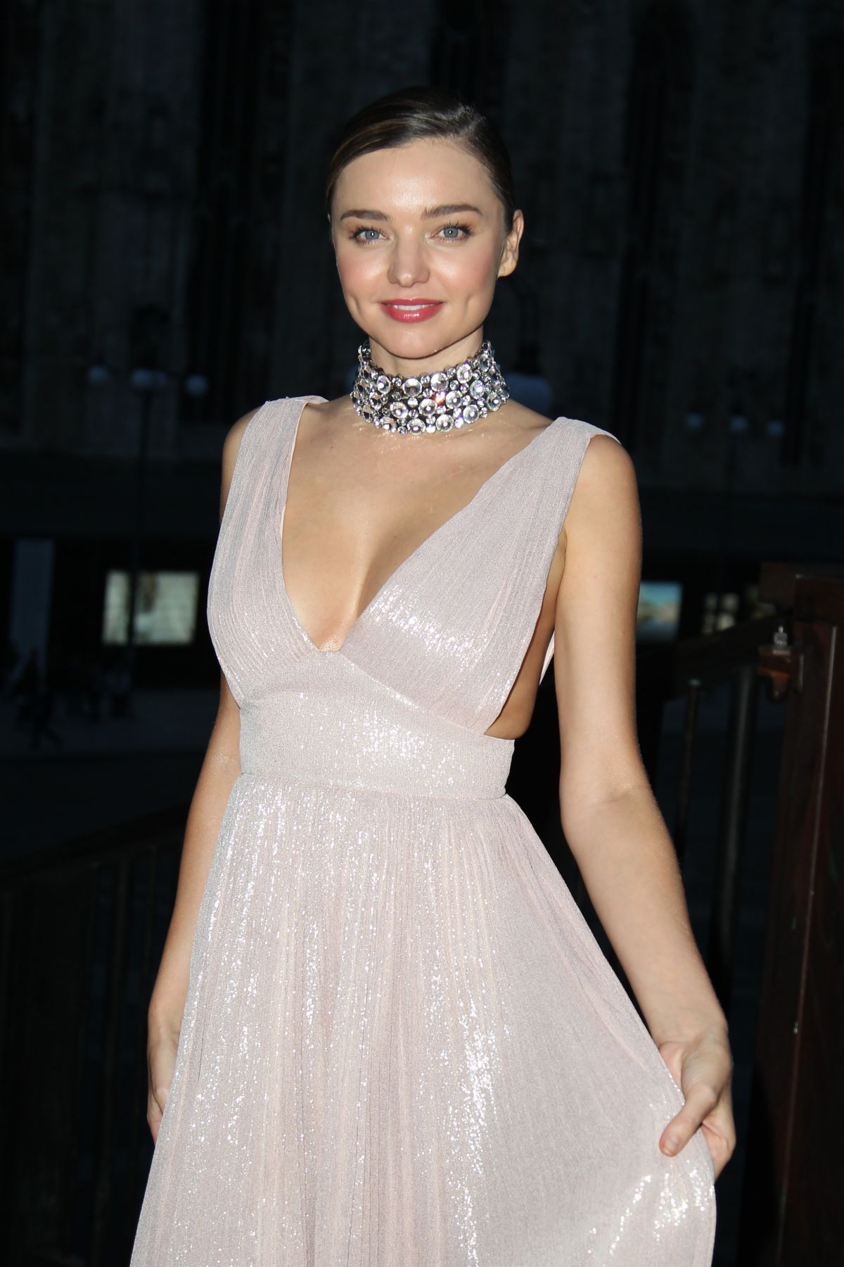 MIRANDA KERR at Koradior Fashion Show at Milan Fashion Week | Stunning ... Miranda Kerr