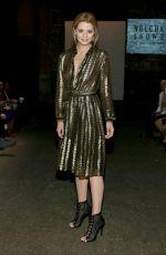 MISCHA BARTON at China Moment Fashion Show at New York Fashion Week 09/12/2016