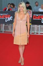 MOLLIE KING at Empire Live: Swiss Army Mam & Imperium Gala Screening in London 09/23/2016