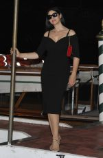 MONICA BELLUCCI at 73rd Venice Film Festival 09/08/2016