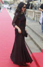 MONICA BELLUCI at 64th San Sebastian International Film Festival 09/19/2016
