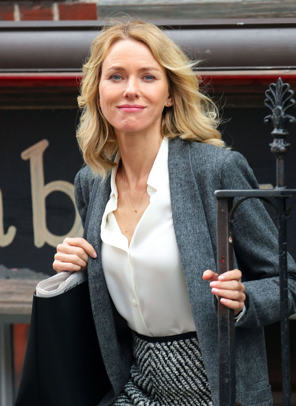 NAOMI WATTS on the '...