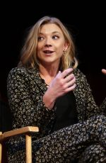 NATALIE DORMER at Women on Screen Panel Discussion in London 09/25/2016