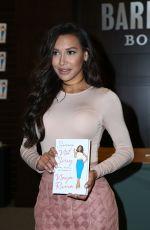 NAYA RIVERA Signing for Her Book