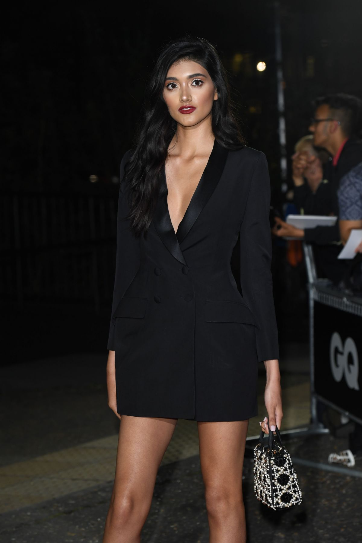 NEELAM GILL at GQ Men of the Year Awards 2016 in London 09/06/2016