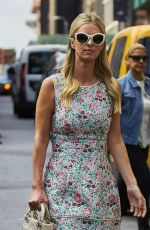 NICKY HILTON Arrives at a Fashion Show at NYFW 09/13/2016