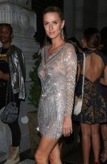 NICKY HILTON at Plaza Hotel in New York 09/09/2016