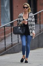 NICKY HILTON Out and About in New York 09/05/2016