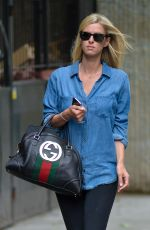 NICKY HILTON Out in New York 09/06/2016