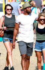 NICKY WHELAN Out and About in Malibu 09/04/2016
