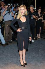 NICOLA PELTZ at Tom Ford Fashion Show at New York Fashion Week 09/07/2016