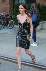 NICOLE TRUNFIO at E! New York Fashion Week Kick-off in New York 09/07/2016