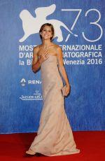 NICOLETTA ROMANOFF at 'Franca: Chaos and Creation' Premiere at 2016 Venice Film Festival 09/02/2016