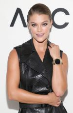 NINA AGDAL at Michael Kors Access Smartwatch Launch Party in New York 09/11/2016