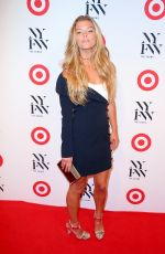 NINA AGDAL at Target + IMG NYFW Kickoff Party in New York 09/06/2016