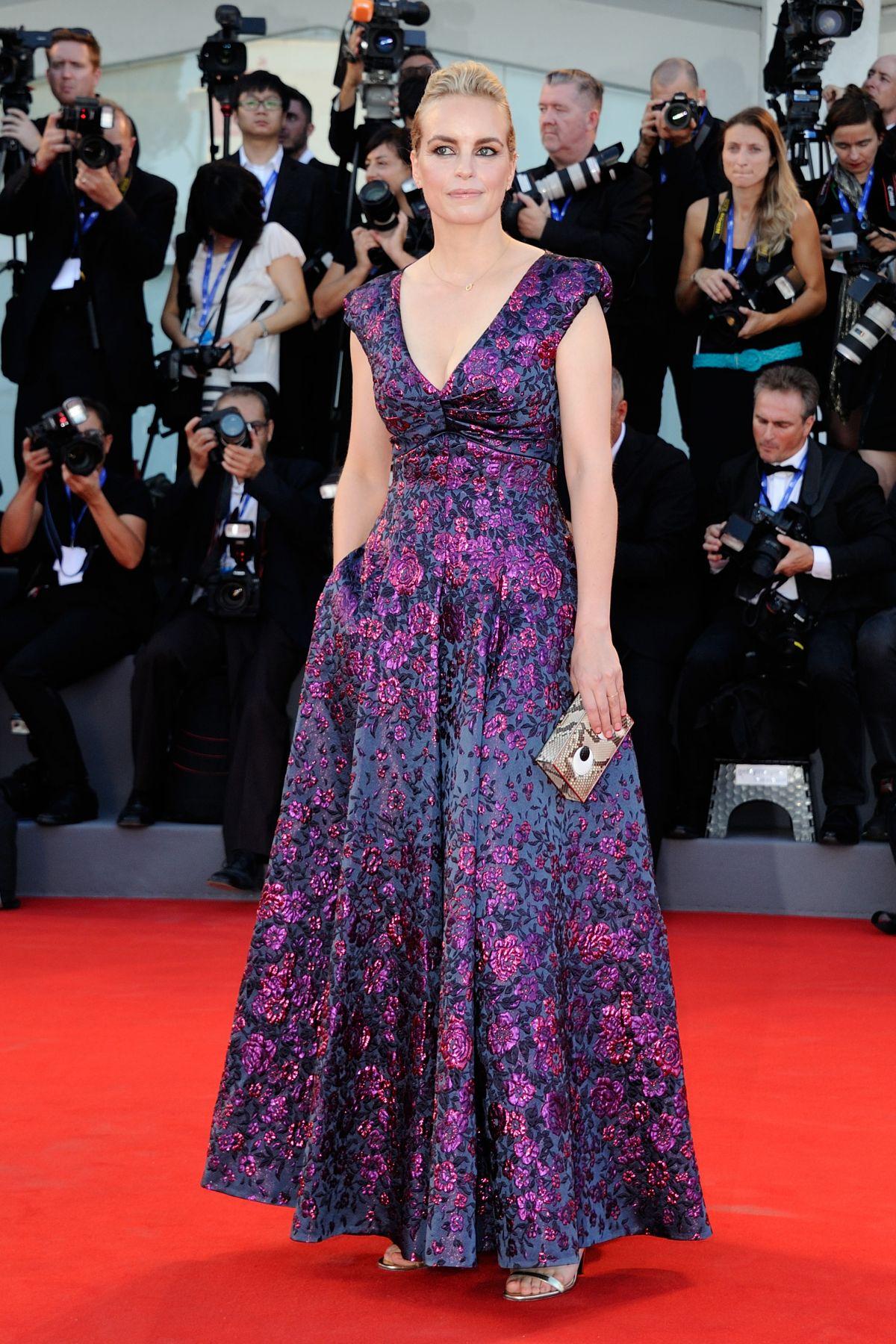 NINA HOSS at 'La La Land' Premiere at 2016 Venice Film Festival 08/31/2016