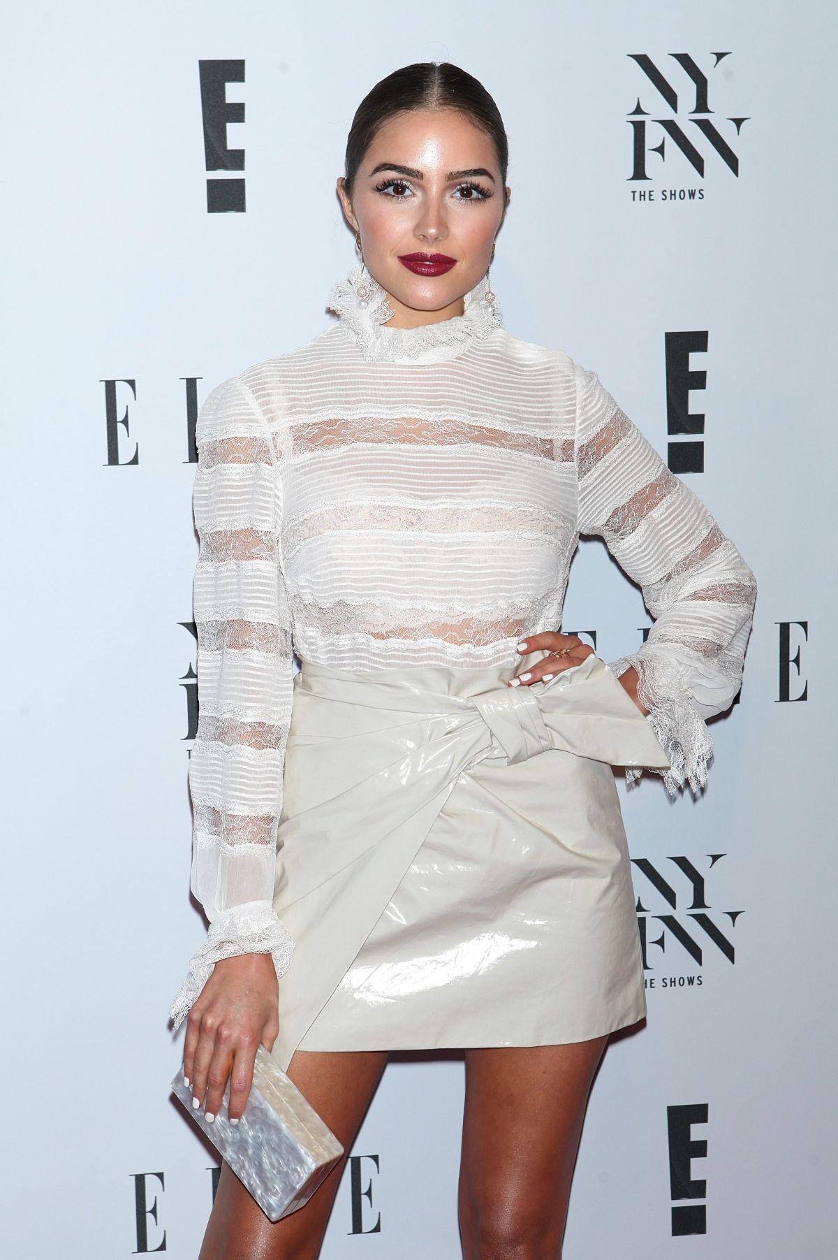 OLIVIA CULPO at E! New York Fashion Week Kick-off in New York 09/07/2016
